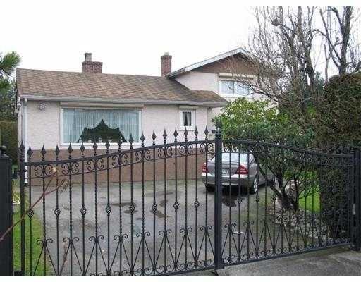 Main Photo: 2420 MCKESSOCK Ave in Richmond: Bridgeport RI House for sale : MLS®# V641543
