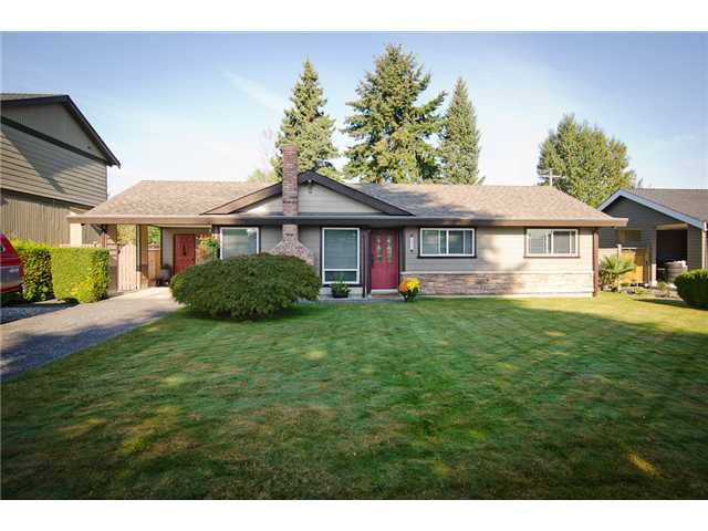 Main Photo: 5097 CALVERT Drive in Ladner: Neilsen Grove House for sale : MLS®# V971468