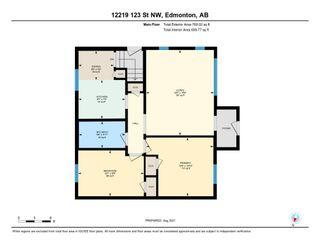 Photo 33: 12219 123 Street in Edmonton: Zone 04 House for sale : MLS®# E4258831