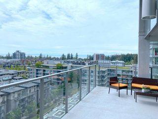 Photo 10: 1202 5782 BERTON Avenue in Vancouver: University VW Condo for sale (Vancouver West)  : MLS®# R2583282
