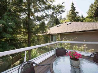 "Photo 1: 61 181 RAVINE Drive in Port Moody: Heritage Mountain Townhouse for sale in ""VIEWPOINT"" : MLS®# R2188868"