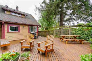 """Photo 28: 1613 SEVENTH Avenue in New Westminster: West End NW House for sale in """"West End"""" : MLS®# R2579061"""