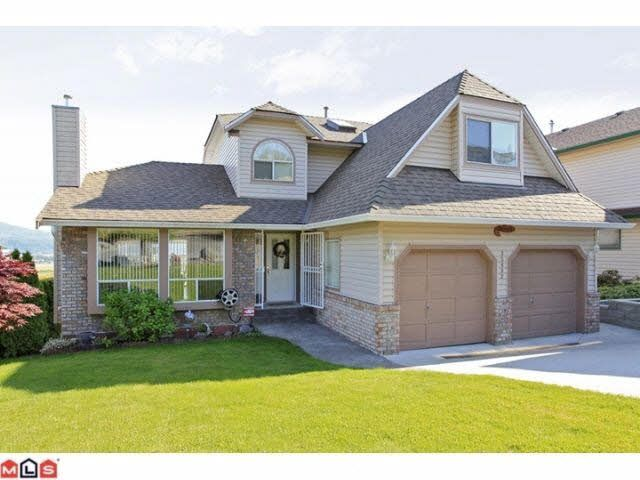 Main Photo: 35802 CANTERBURY Avenue in Abbotsford: Abbotsford East House for sale : MLS®# F1451405