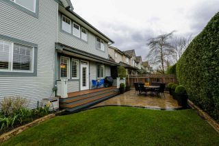 """Photo 17: 7 6177 169 Street in Surrey: Cloverdale BC Townhouse for sale in """"NORTHVIEW WALK"""" (Cloverdale)  : MLS®# R2256305"""