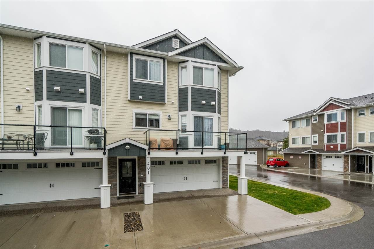 Main Photo: 401 467 TABOR Boulevard in Prince George: Heritage Townhouse for sale (PG City West (Zone 71))  : MLS®# R2415750