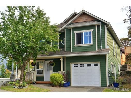 Main Photo: 693 Sunshine Terr in VICTORIA: La Thetis Heights House for sale (Langford)  : MLS®# 735225