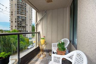 """Photo 10: 521 1040 PACIFIC Street in Vancouver: West End VW Condo for sale in """"CHELSEA TERRACE"""" (Vancouver West)  : MLS®# R2599018"""