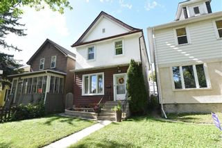 Photo 2: 806 Banning Street in Winnipeg: West End Residential for sale (5C)  : MLS®# 202122763