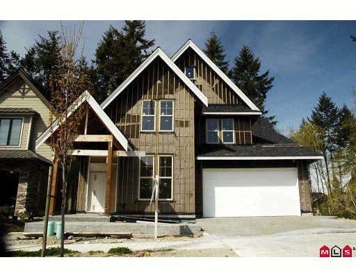 """Main Photo: 16265 26B Avenue in Surrey: Grandview Surrey House for sale in """"MORGAN HEIGHTS"""" (South Surrey White Rock)  : MLS®# F2913385"""