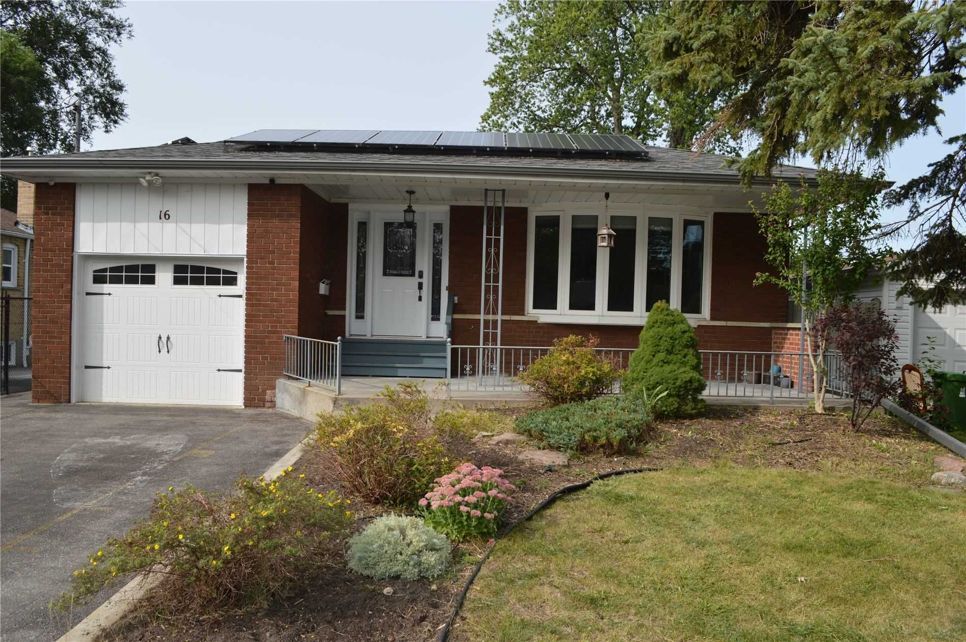 Main Photo: 16 Homestead Avenue in Toronto: West Hill House (Bungalow) for lease (Toronto E10)  : MLS®# E4911083