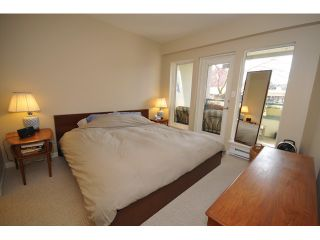 """Photo 6: 207 1688 CYPRESS Street in Vancouver: Kitsilano Condo for sale in """"YORKVILLE SOUTH"""" (Vancouver West)  : MLS®# V888402"""