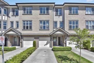 """Photo 1: 31 14838 61 Avenue in Surrey: Sullivan Station Townhouse for sale in """"Sequoia"""" : MLS®# R2588030"""