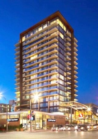 """Photo 1: 603 8555 GRANVILLE Street in Vancouver: S.W. Marine Condo for sale in """"GRANVILLE AT 70TH"""" (Vancouver West)  : MLS®# R2234602"""