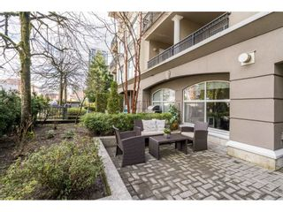 "Photo 27: 109 1185 PACIFIC Street in Coquitlam: North Coquitlam Townhouse for sale in ""CENTREVILLE"" : MLS®# R2573345"