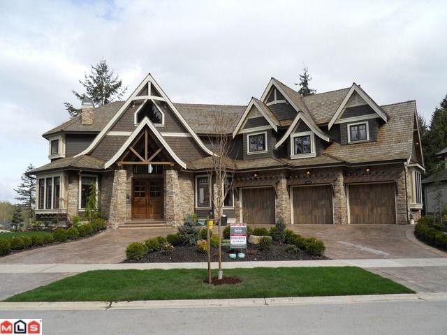 """Photo 1: Photos: 14635 28A Avenue in Surrey: Elgin Chantrell House for sale in """"ELGIN RIDGE"""" (South Surrey White Rock)  : MLS®# F1021820"""