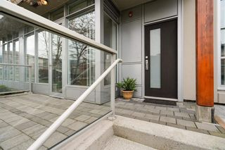 """Photo 3: CH03 651 NOOTKA Way in Port Moody: Port Moody Centre Townhouse for sale in """"Sahalee"""" : MLS®# R2560546"""
