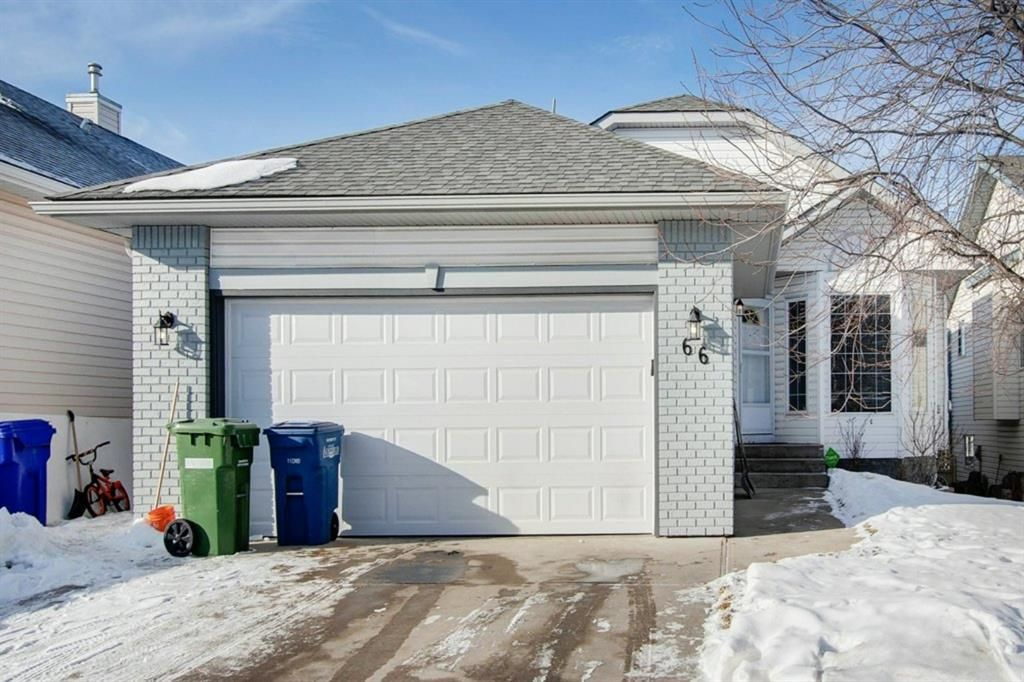 Main Photo: Floor plans: 66 Jensen Heights Place NE: Airdrie Detached for sale : MLS®# A1065376