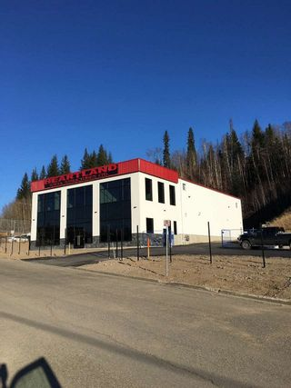 """Photo 1: 4930 BANZER Drive in Prince George: Mount Alder Industrial for sale in """"HEARTLAND STEEL STRUCTURES"""" (PG City North (Zone 73))  : MLS®# C8037611"""