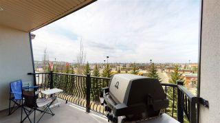 Photo 26: 405 1406 HODGSON Way in Edmonton: Zone 14 Condo for sale : MLS®# E4225414