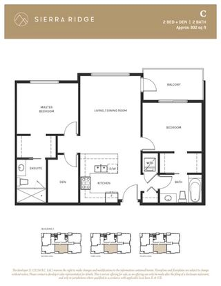 "Photo 2: 304 11718 224 Street in Maple Ridge: West Central Condo for sale in ""SIERRA RIDGE"" : MLS®# R2600016"