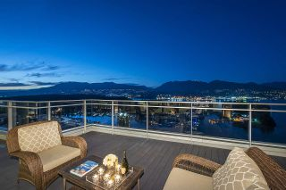 """Photo 38: 3601 1499 W PENDER Street in Vancouver: Coal Harbour Condo for sale in """"WEST PENDER PLACE"""" (Vancouver West)  : MLS®# R2610217"""