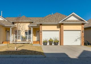 Main Photo: 20 Prominence View SW in Calgary: Patterson Semi Detached for sale : MLS®# A1155847