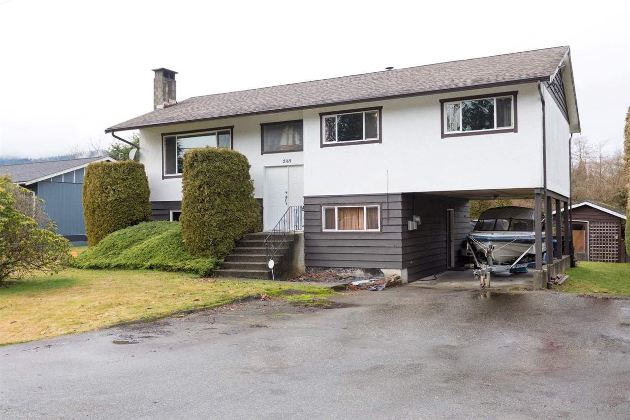 Main Photo: 2165 PARKWAY Road in Squamish: Garibaldi Estates House for sale : MLS®# R2239856