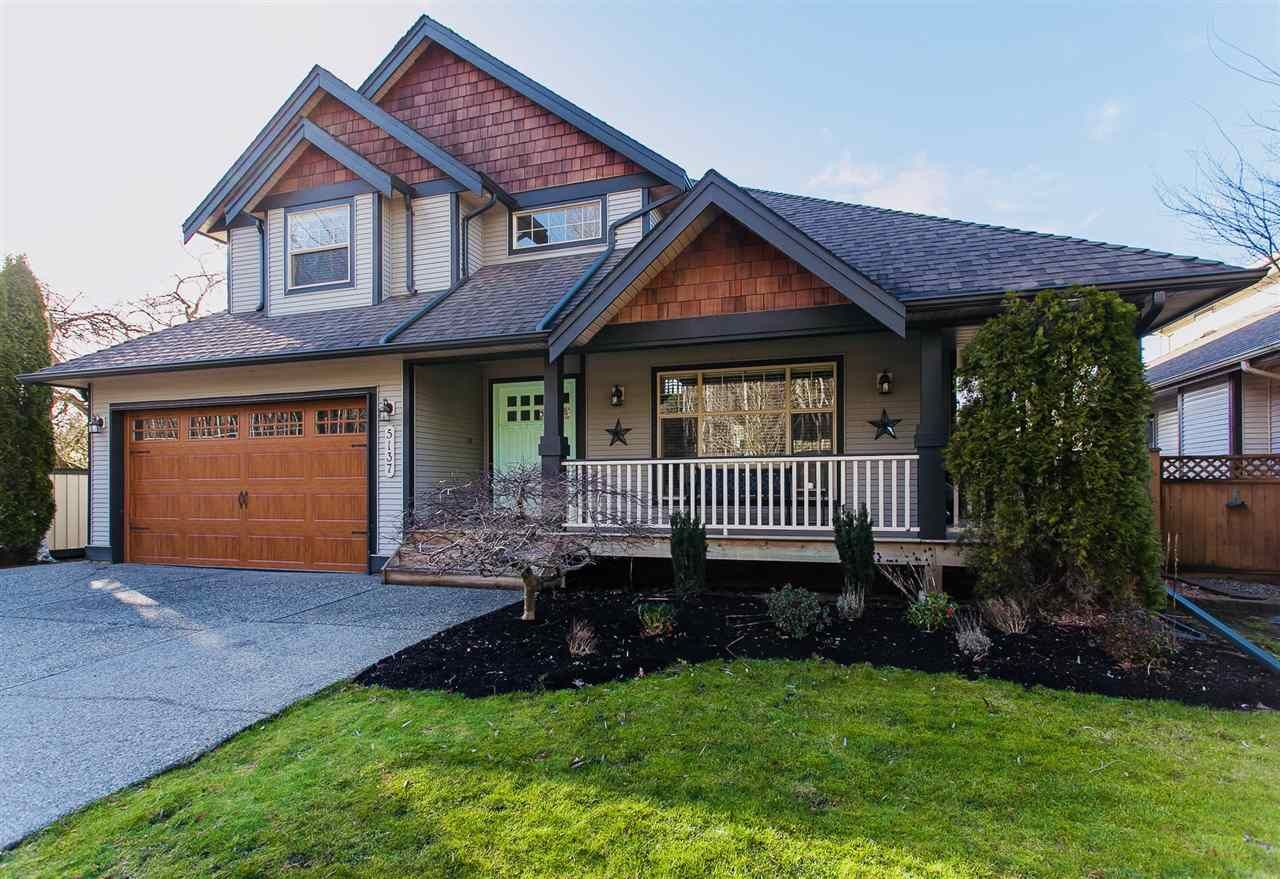Main Photo: 5137 224 Street in Langley: Murrayville House for sale : MLS®# R2252664