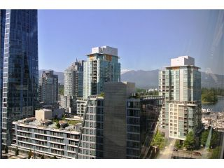 """Photo 7: # 801 1333 W GEORGIA ST in Vancouver: Coal Harbour Condo for sale in """"TH QUBE"""" (Vancouver West)  : MLS®# V1018251"""