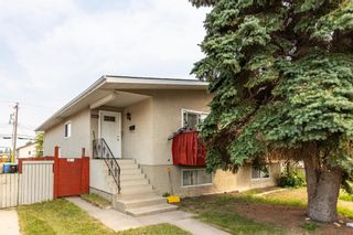 Main Photo: 1822 39 Street SE in Calgary: Forest Lawn Semi Detached for sale : MLS®# A1134884