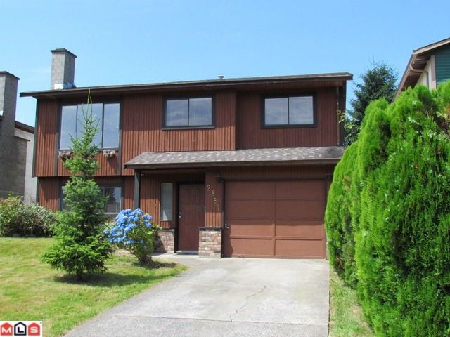 """Main Photo: 2887 WOODLAND Drive in Langley: Willoughby Heights House for sale in """"LANGLEY MEADOWS"""" : MLS®# F1218305"""