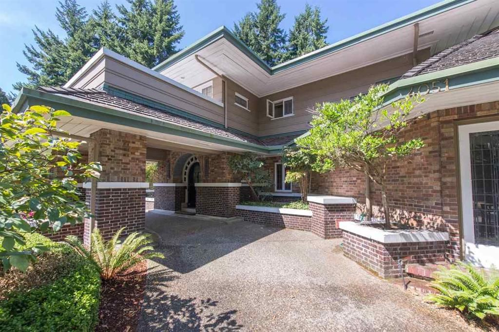 Main Photo: 4051 Marguerite Street in Vancouver: Shaughnessy House for sale (Vancouver West)  : MLS®# R2024826