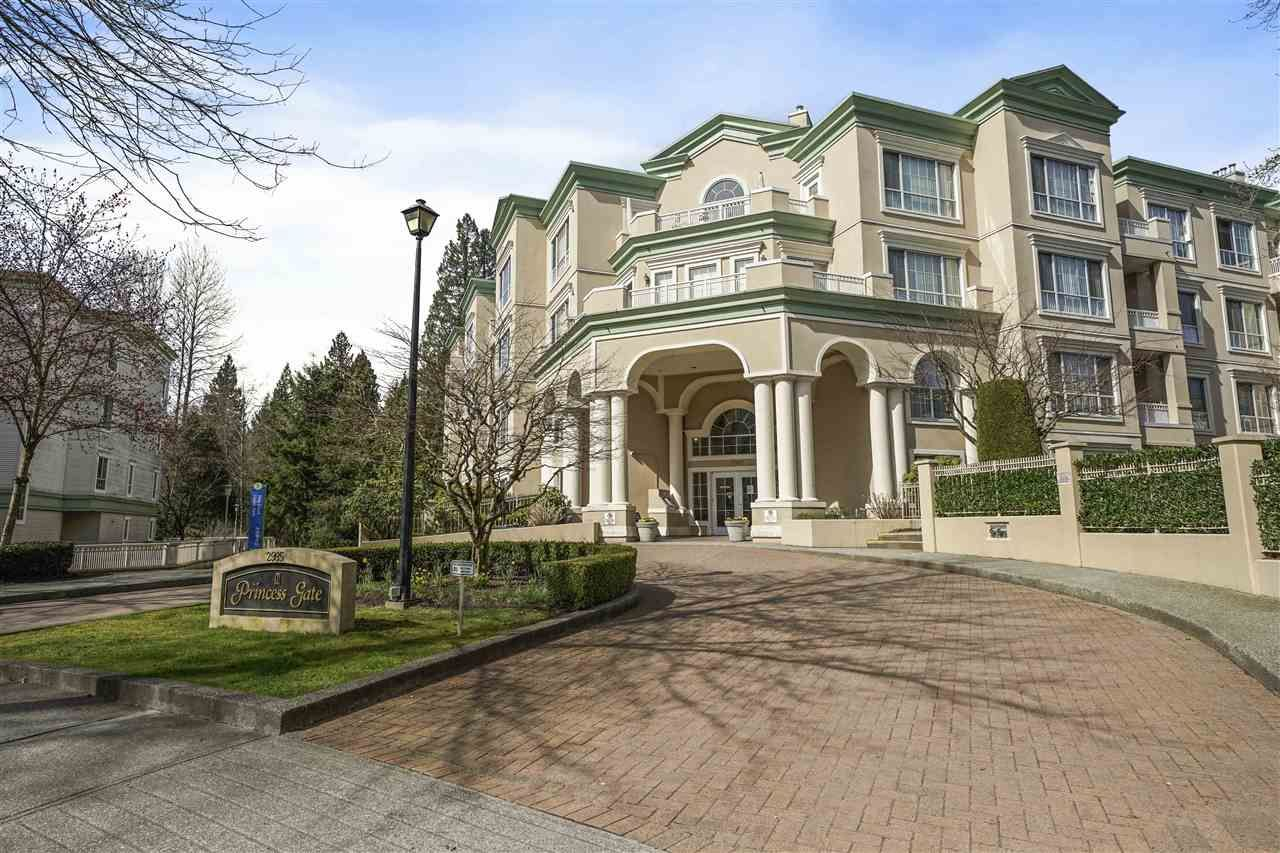 """Main Photo: 317 2985 PRINCESS Crescent in Coquitlam: Canyon Springs Condo for sale in """"PRINCESS GATE"""" : MLS®# R2559840"""