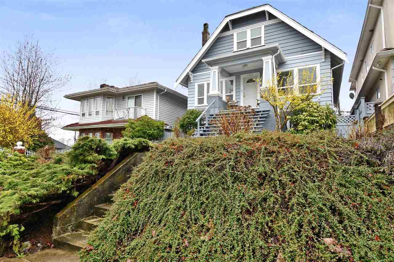 Main Photo: 2992 E 2ND Avenue in Vancouver: Renfrew VE House for sale (Vancouver East)  : MLS®# R2252350