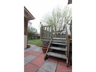 Photo 14: 40 Lonergan Place in WINNIPEG: Windsor Park / Southdale / Island Lakes Residential for sale (South East Winnipeg)  : MLS®# 1512356