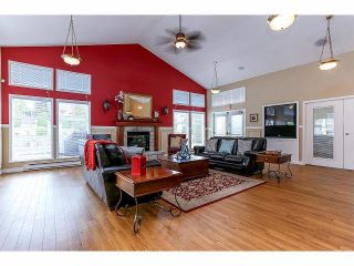 "Photo 16: 5 9012 WALNUT GROVE Drive in Langley: Walnut Grove Townhouse for sale in ""QUEEN ANNE GREEN"" : MLS®# F1413669"