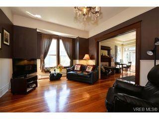 Photo 2: 840 Princess Ave in VICTORIA: Vi Central Park Half Duplex for sale (Victoria)  : MLS®# 735208