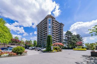 Main Photo: 802 3760 ALBERT Street in Burnaby: Vancouver Heights Condo for sale (Burnaby North)  : MLS®# R2593477