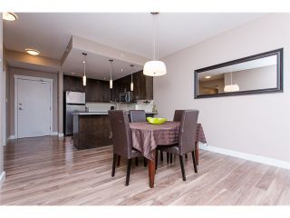 """Photo 5: 403 2368 MARPOLE Avenue in Port Coquitlam: Central Pt Coquitlam Condo for sale in """"RIVER ROCK LANDING"""" : MLS®# V1101587"""