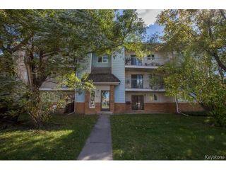 Photo 1: 40 Dalhousie Drive in Winnipeg: University Heights Condominium for sale (1K)  : MLS®# 1709220