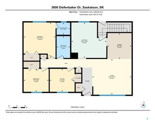 Photo 42: 3806 Diefenbaker Drive in Saskatoon: Confederation Park Residential for sale : MLS®# SK864052