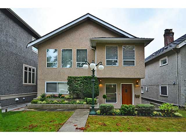 Main Photo: 3058 W 12TH Avenue in Vancouver: Kitsilano House for sale (Vancouver West)  : MLS®# V1024417