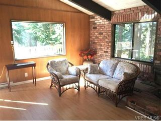 Photo 2: 6011 Bear Hill Rd in VICTORIA: SW Elk Lake House for sale (Saanich West)  : MLS®# 743570