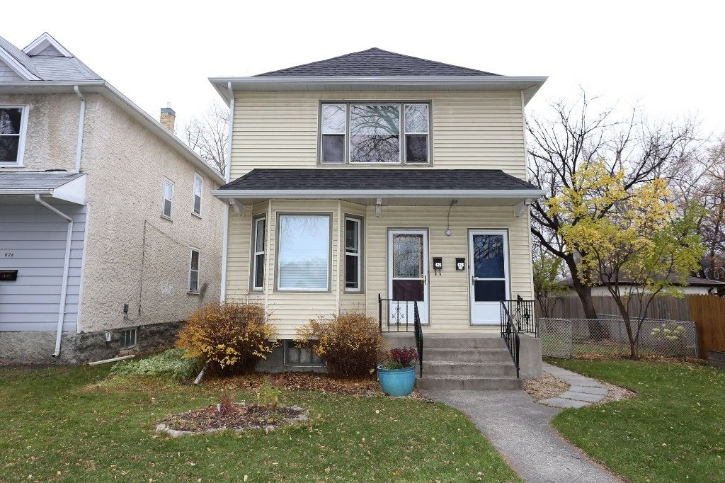 Photo 26: Photos: 626 Greenwood Place in Winnipeg: West End Duplex for sale (5C)  : MLS®# 1728014
