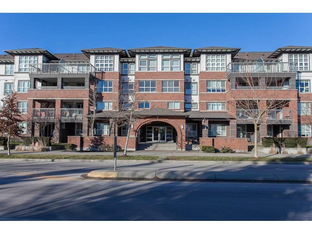 "Main Photo: 201 18755 68 Avenue in Surrey: Clayton Condo for sale in ""COMPASS"" (Cloverdale)  : MLS®# R2135471"