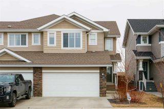 Photo 3: 1265 STARLING Drive in Edmonton: Zone 59 House Half Duplex for sale : MLS®# E4236287