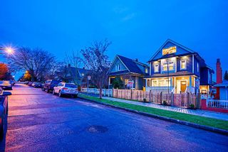 Photo 1: 1371 E 13TH Avenue in Vancouver: Grandview VE 1/2 Duplex for sale (Vancouver East)  : MLS®# R2230733