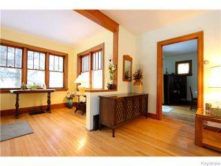 Photo 6: 19 Kingston Row in WINNIPEG: St Vital Residential for sale (South East Winnipeg)  : MLS®# 1531188