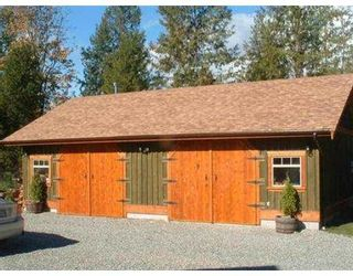 Photo 4: 127 CLARK RD in Gibsons: Gibsons & Area House for sale (Sunshine Coast)  : MLS®# V561909