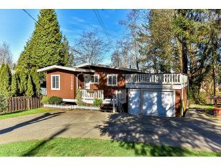 Photo 1: 11508 MCBRIDE Drive in Surrey: Bolivar Heights House for sale (North Surrey)  : MLS®# R2096390